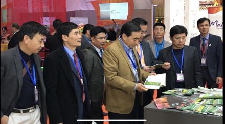 Quảng bá du lịch Ninh Bình tại hội chợ Du lịch quốc tế WTM London 2019