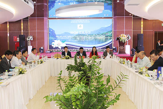Hội thảo liên kết phát triển du lịch tỉnh Sơn La