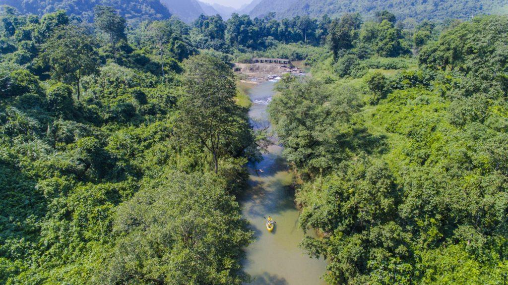 Khám phá thiên nhiên rừng Gáo – hang Ozo – hang Hoàn Mỹ (Quảng Bình)