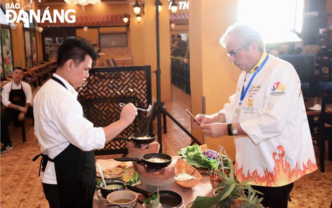 Đà Nẵng: Nâng tầm ẩm thực thành sản phẩm du lịch