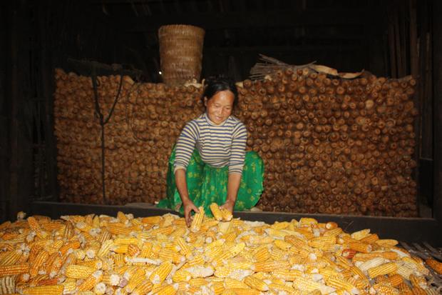 Văn hóa ẩm thực của đồng bào Mông