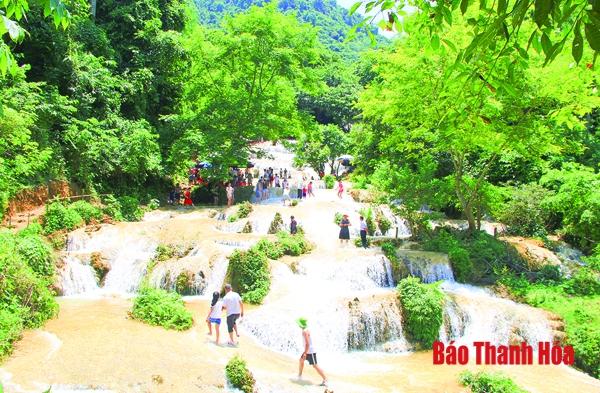 Thạch Thành (Thanh Hóa) khai thác hiệu quả tiềm năng các di tích, di sản văn hóa gắn với du lịch xanh