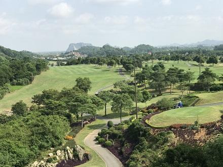Sân Golf Hoàng Gia (Ninh Bình) – điểm đến hấp dẫn