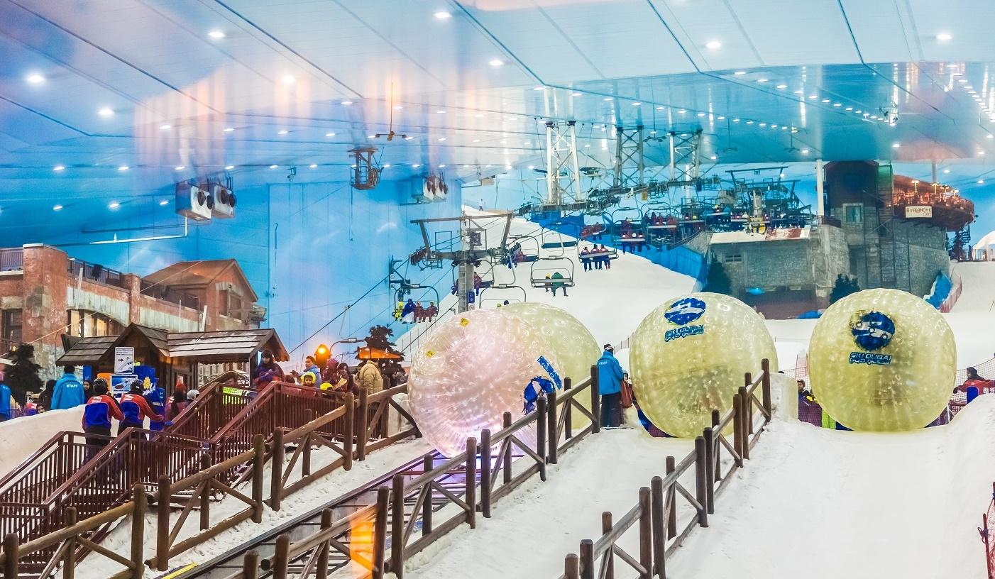 Trải nghiệm cùng Ski Ninh Chữ Bay – Ninh Thuận