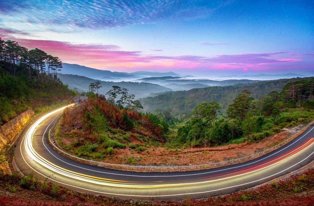 Triển vọng du lịch cung đường 723 của Lâm Đồng