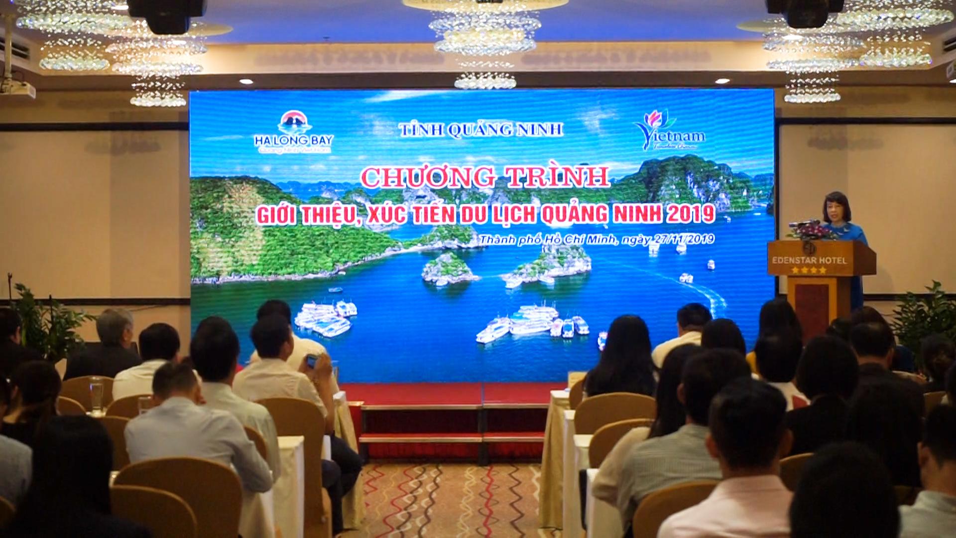 Quảng Ninh giới thiệu, xúc tiến du lịch tại TP Hồ Chí Minh