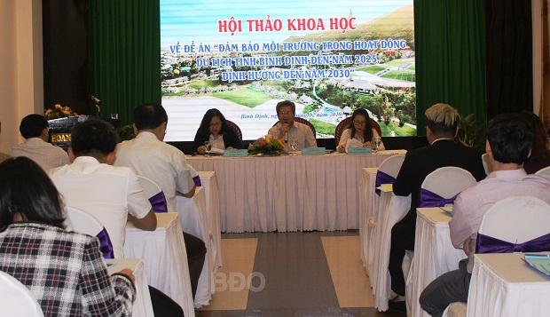 Bình Định: Phát triển du lịch bền vững gắn với bảo vệ môi trường