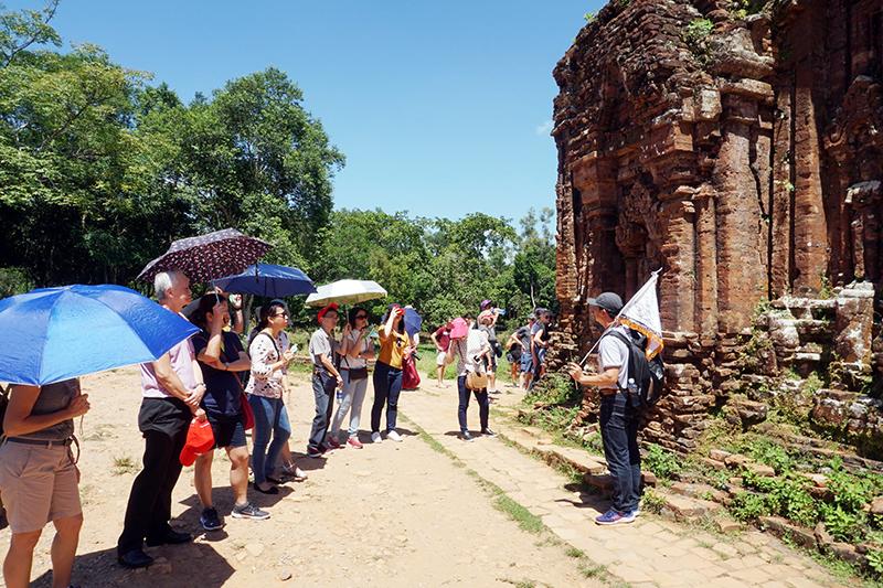 Quảng Nam: Lượng khách tham quan Duy Xuyên tăng hơn 6%