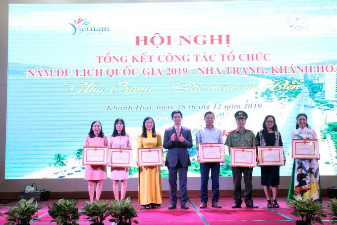 Khánh Hòa: Tổng kết Năm Du lịch quốc gia 2019