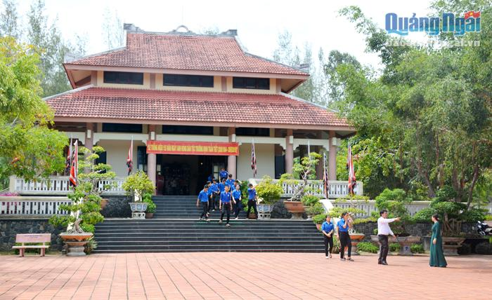 Thành phố Quảng Ngãi: Khơi dòng phát triển du lịch