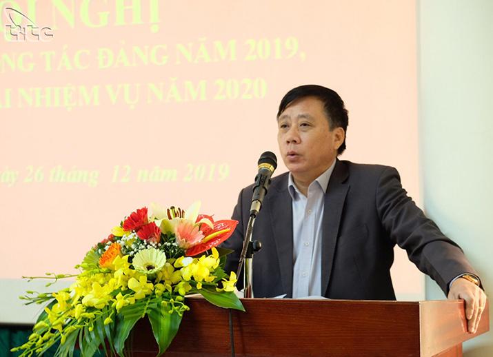 Tổng cục Du lịch tổ chức Hội nghị tổng kết công tác Đảng năm 2019, triển khai nhiệm vụ năm 2020