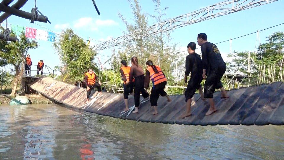 Happyland Hùng Thy (Đồng Tháp) được công nhận là điểm du lịch