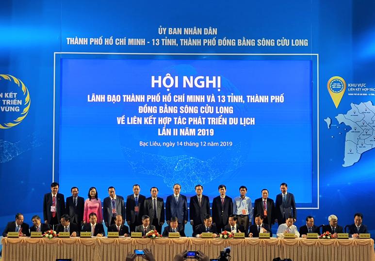 Đẩy mạnh liên kết hợp tác phát triển du lịch TP. Hồ Chí Minh và 13 tỉnh, thành Đồng bằng sông Cửu Long