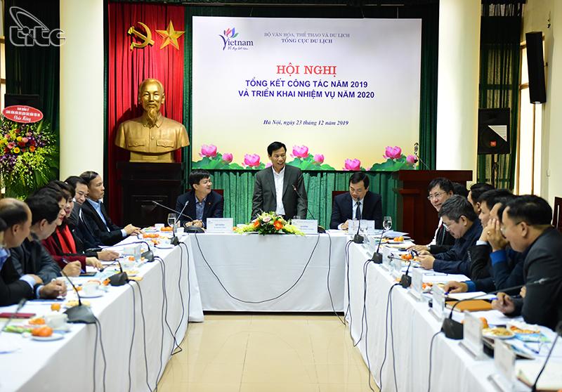 Bộ trưởng Nguyễn Ngọc Thiện: Quyết liệt triển khai các giải pháp từ đầu năm để đón 20,5 triệu lượt khách quốc tế trong năm 2020