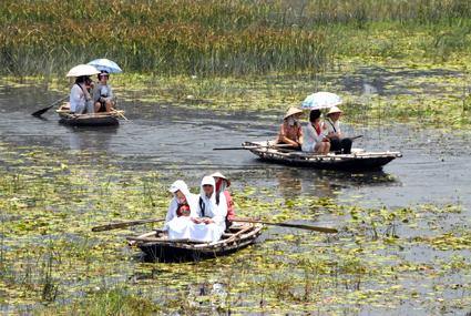 Ninh Bình: Phát triển du lịch nông nghiệp, nông thôn gắn với xây dựng nông thôn mới