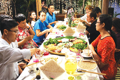 Ẩm thực, đặc sản quà tặng: Góp sức phát triển du lịch Bình Thuận