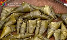 Bánh A Quát - Món ngon của người Cơ Tu (Thừa Thiên - Huế)