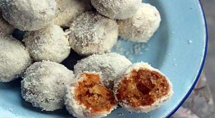 Bánh trời - Món ăn đặc sản của người Tày ở Bắc Kạn