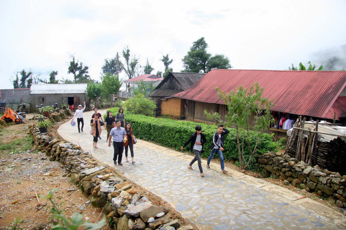 Lai Châu phát triển du lịch cộng đồng với lợi ích kinh tế