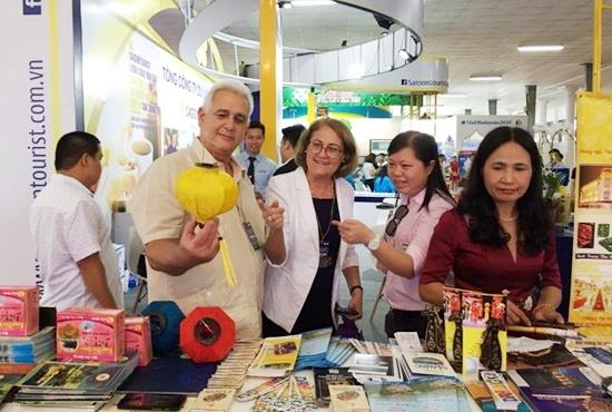 Đà Nẵng, Thừa Thiên Huế và Quảng Nam quảng bá du lịch tại Cần Thơ