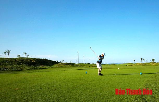 Du lịch golf – sản phẩm giàu tiềm năng phát triển