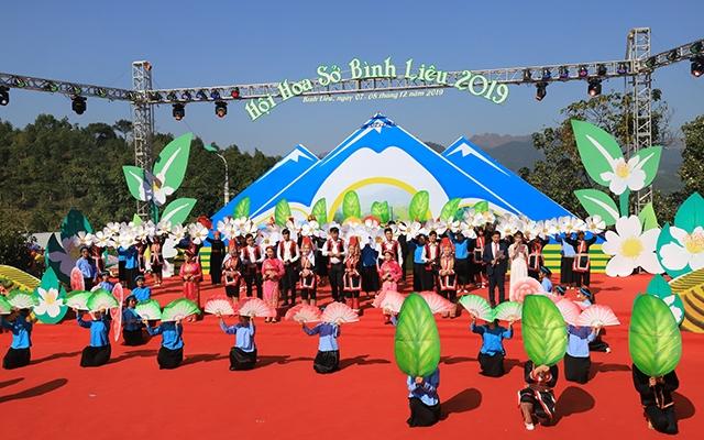 Quảng Ninh khai mạc Hội hoa Sở năm 2019