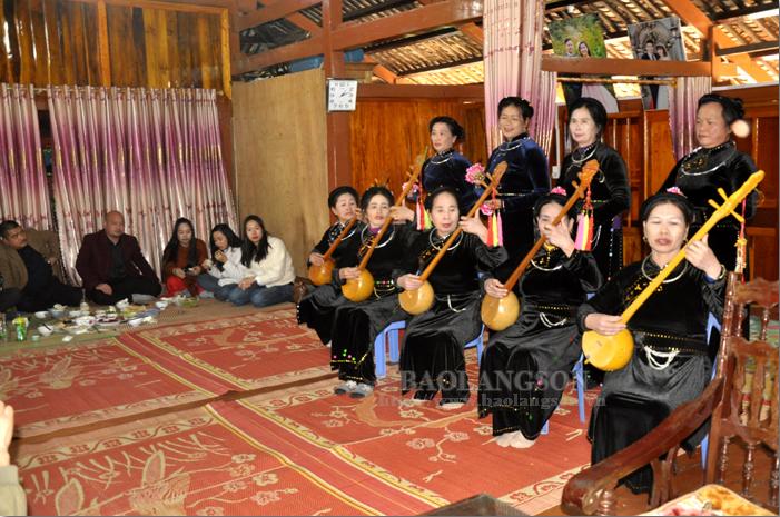 Khảo sát du lịch cộng đồng tại xã Mông Ân, huyện Bình Gia (Lạng Sơn)