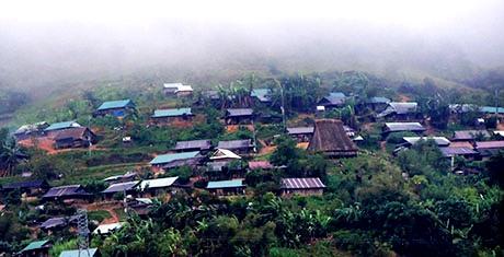 Những nét văn hóa đặc sắc của người Xơ Đăng ở vùng núi Ngọc Linh ở Kon Tum
