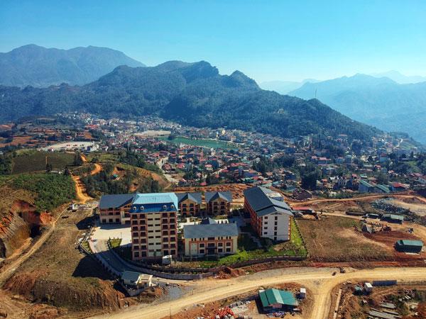 Quy hoạch Sa Pa xứng tầm đô thị du lịch
