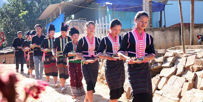 Tết Hoa - Nét văn hóa đặc sắc dân tộc Cống ở Điện Biên