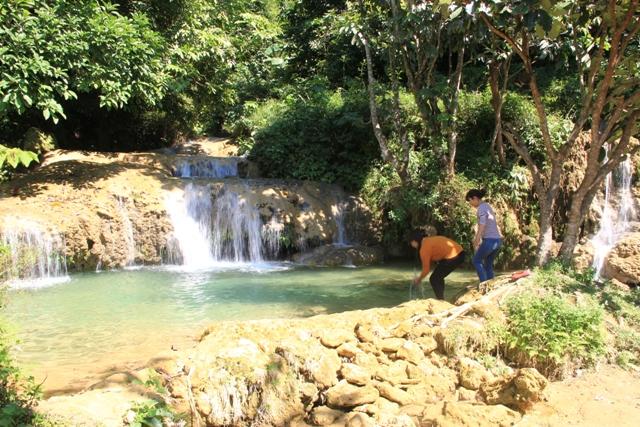 Thác Hiêu (Thanh Hóa) và hướng phát triển du lịch cộng đồng bền vững