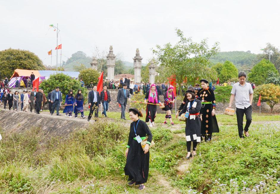 Đặc sắc lễ hội truyền thống ở Ba Chẽ
