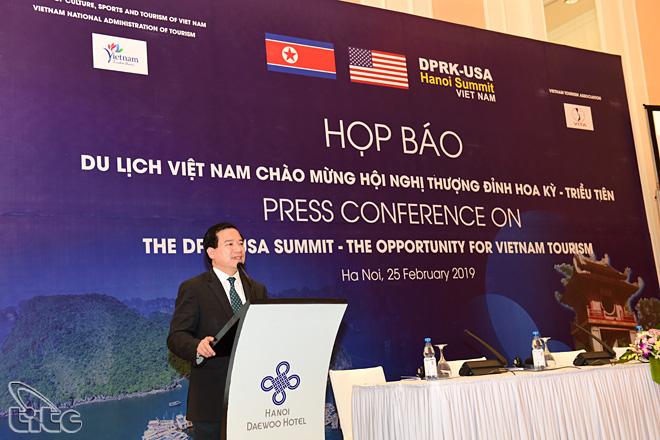 Hội nghị thượng đỉnh Mỹ - Triều: Cơ hội lịch sử để quảng bá du lịch Việt Nam đến bạn bè thế giới