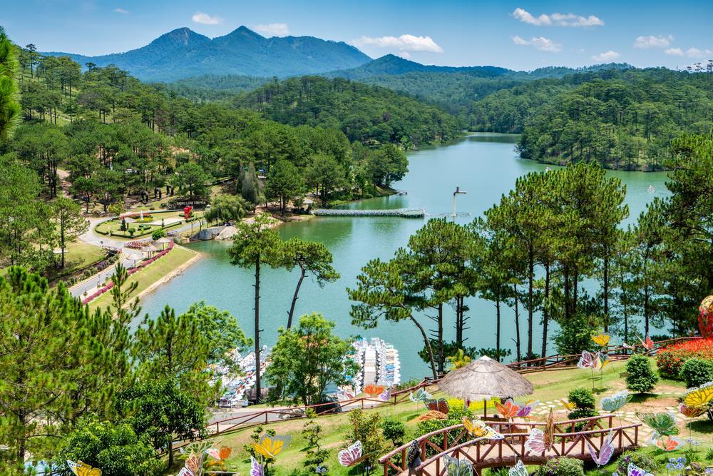 Khách sạn ở Lâm Đồng (5-3 sao)