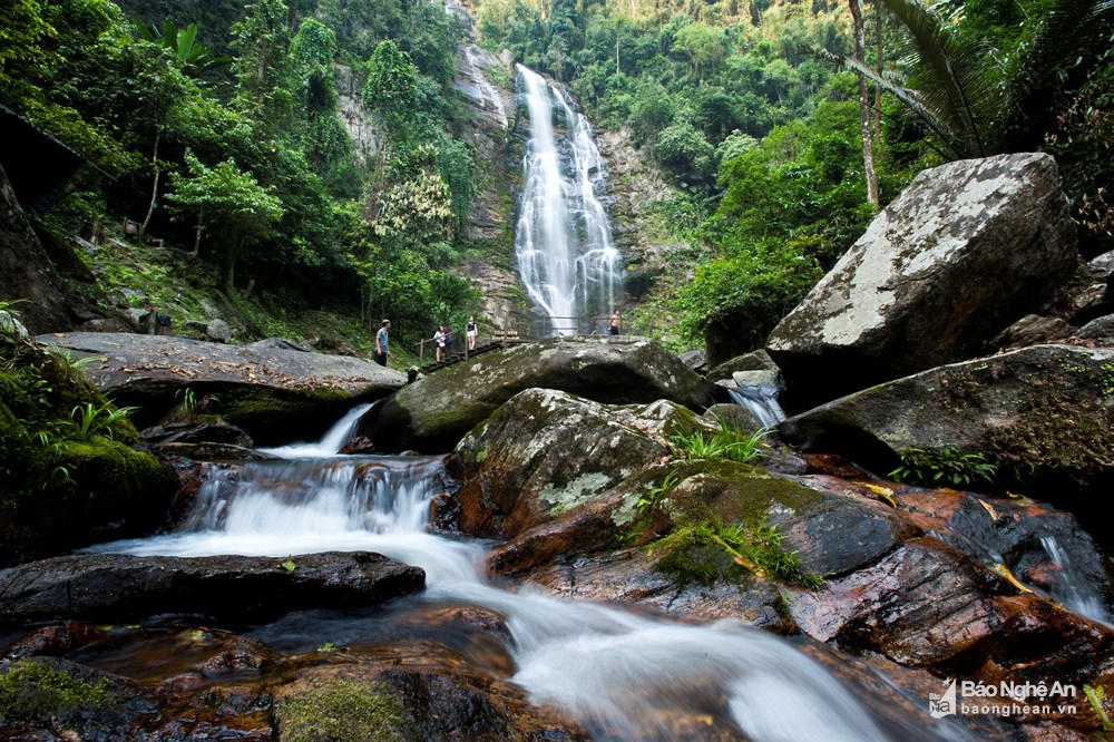 Hấp dẫn những cảnh đẹp không thể bỏ qua khi đến Con Cuông ( Nghệ An)