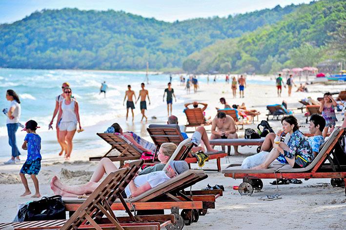 Việt Nam đón lượng khách quốc tế đến kỷ lục trong tháng 2/2019