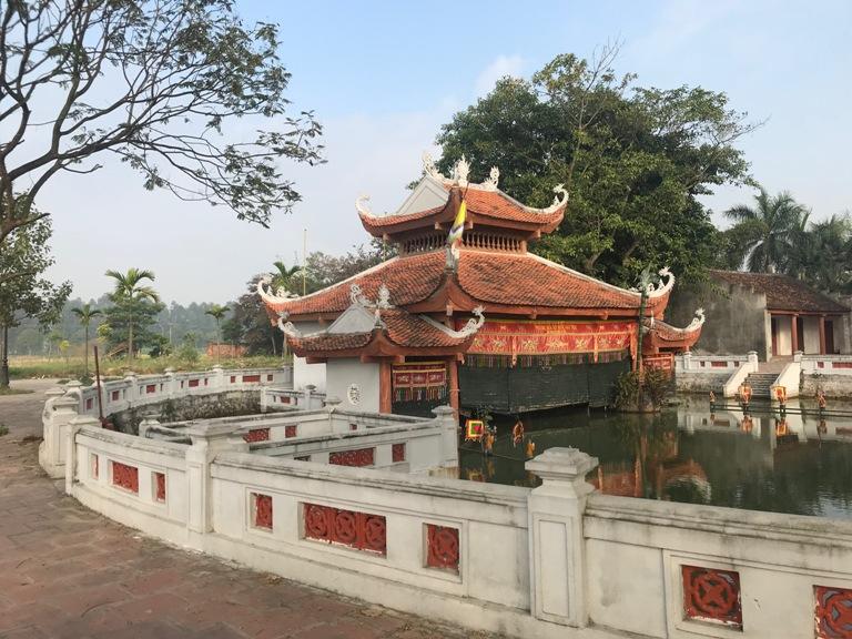 Làng Đào Thục (Hà Nội) - Nơi gìn giữ giá trị tinh hoa nghệ thuật rối nước