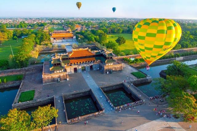 Lễ hội Khinh khí cầu quốc tế Huế 2019 - hứa hẹn nhiều điều thú vị cho du khách