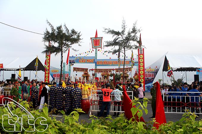Đà Nẵng tổ chức Lễ hội Cầu Ngư truyền thống quận Thanh Khê 2019