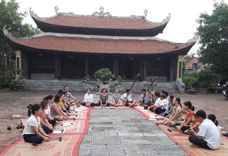 Kim Sơn (Ninh Bình) quản lý và phát huy giá trị di tích lịch sử, di sản văn hóa