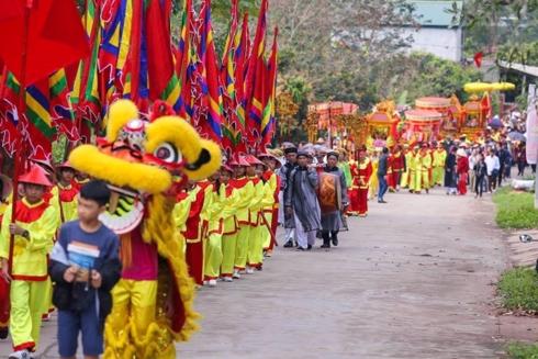 Khôi phục lễ hội Thái Miếu nhà Trần tại Đông Triều, Quảng Ninh