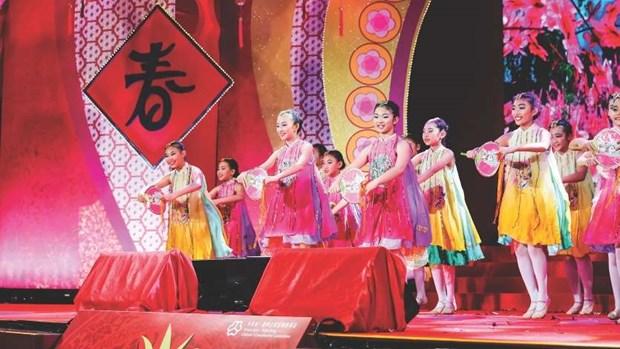 Giao lưu văn hóa Singapore Festival lần thứ nhất sẽ diễn ra tại Hà Nội