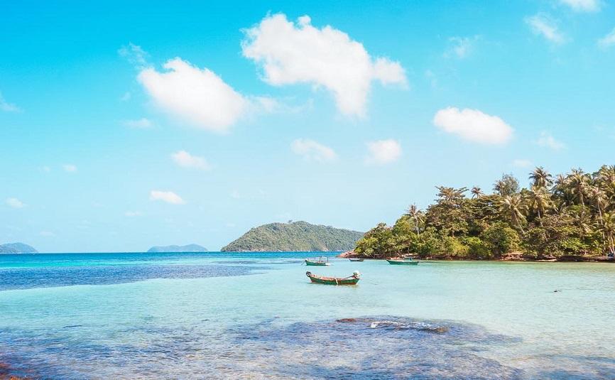 Khám phá thiên đường du lịch biển Nam Du – Kiên Giang