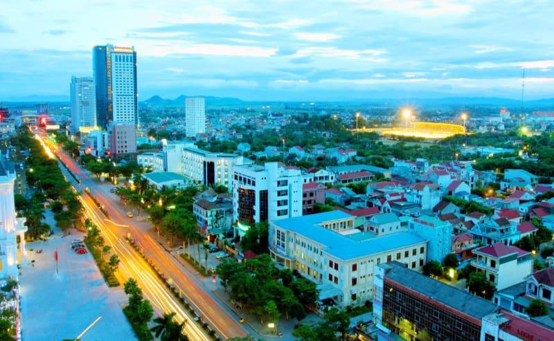 Khách sạn ở Nghệ An (5-3 sao)