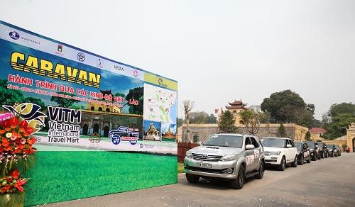 Mời tham gia Caravan xuyên biên giới bằng ô-tô tự lái khu vực hành lang phía Nam Campuchia - Thái Lan - Việt Nam