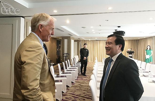 Đại sứ Du lịch Greg Norman: Sẽ đẩy mạnh xúc tiến du lịch golf tại Việt Nam
