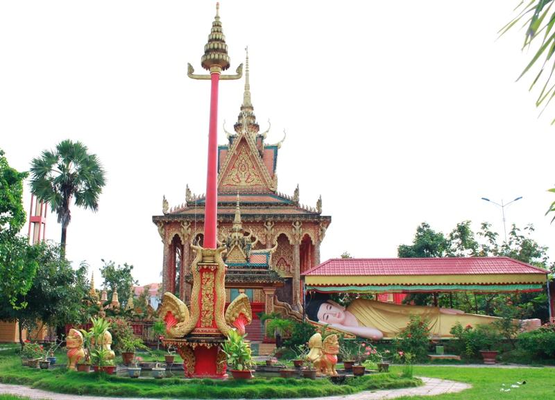 Chùa Monivongsa Bopharam (Cà Mau) – Nét văn hóa độc đáo