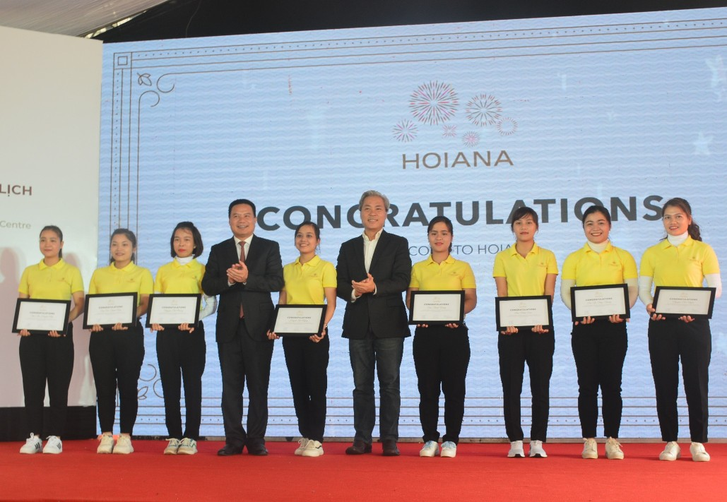 Ra mắt Trung tâm Đào tạo nghề du lịch Quảng Nam - HOIANA