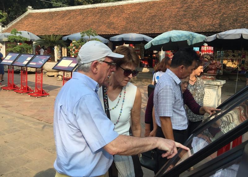 Gần 7,5 triệu khách du lịch đến Hà Nội trong ba tháng đầu năm 2019