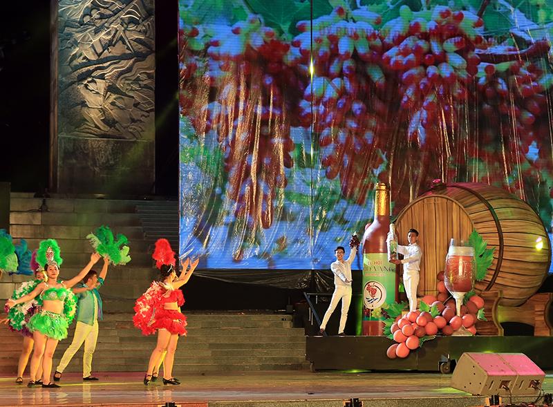 Ninh Thuận chuẩn bị cho Lễ hội Nho và Vang